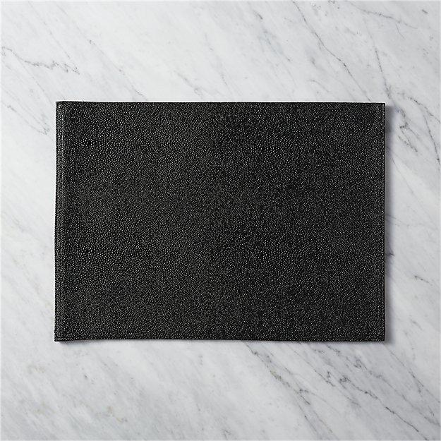 pebble placemat