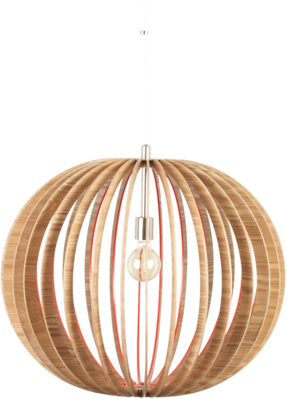 peel pendant light