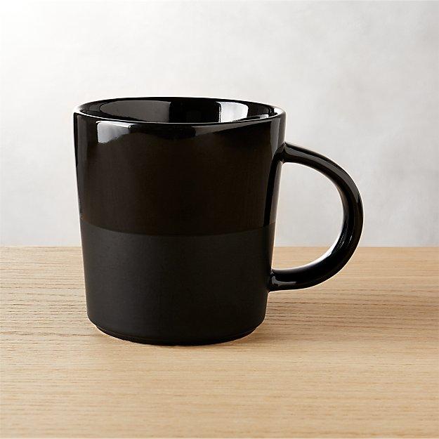 perk graphite mug