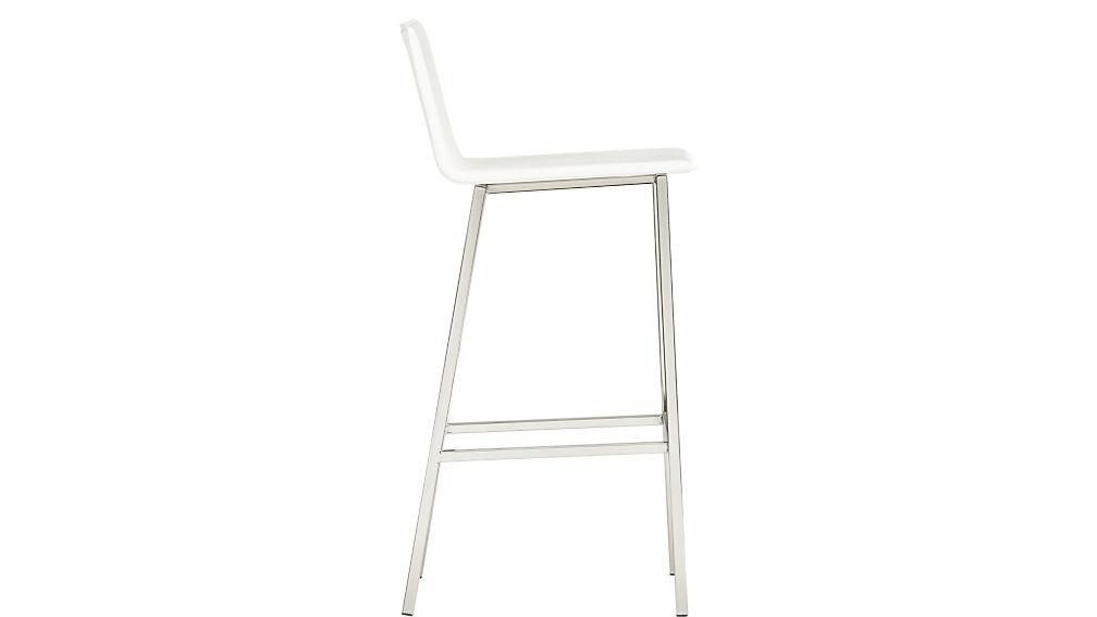 "phoenix ivory 30"" bar stool"