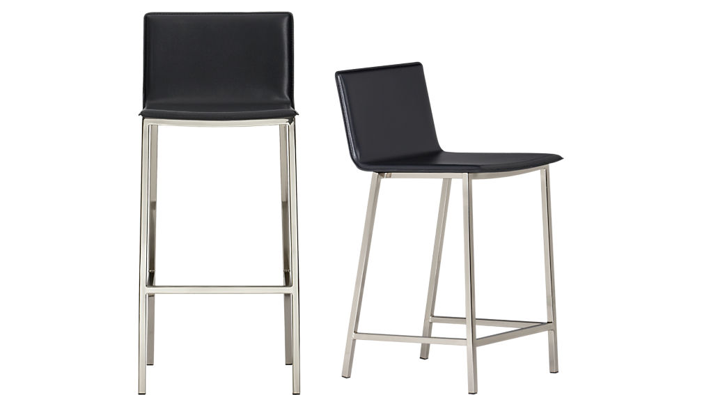 ... phoenix carbon grey 30  bar stool ...  sc 1 st  CB2 & phoenix carbon grey 30