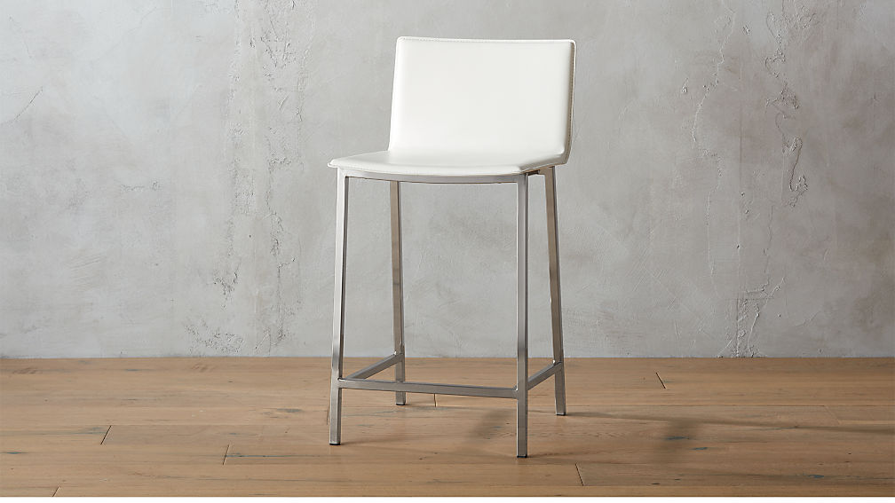 Phoenix Ivory 24 Quot Counter Stool In Bar Stools Counter