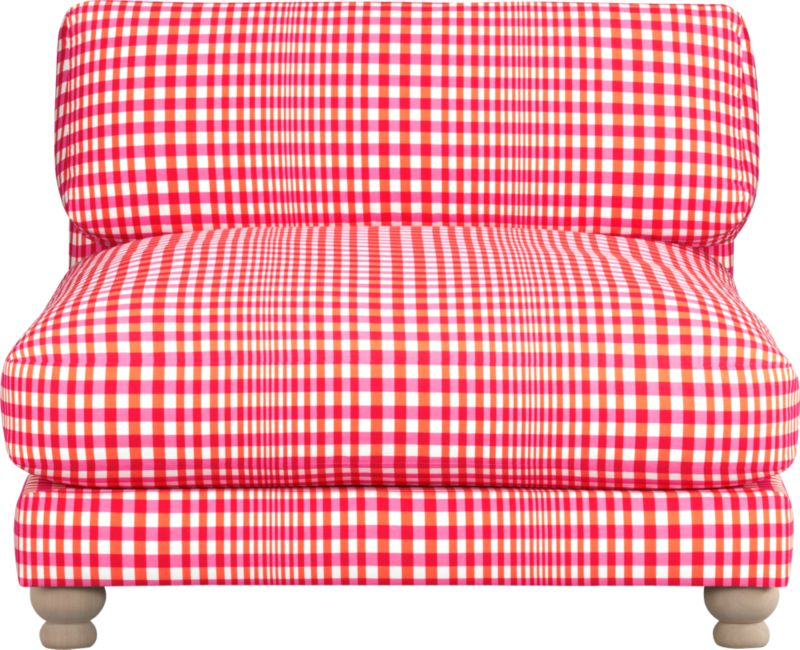 piazza gingham chair