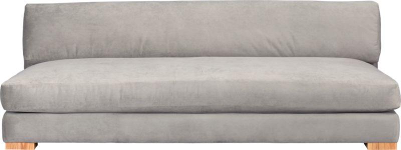 piazza storm velvet sofa