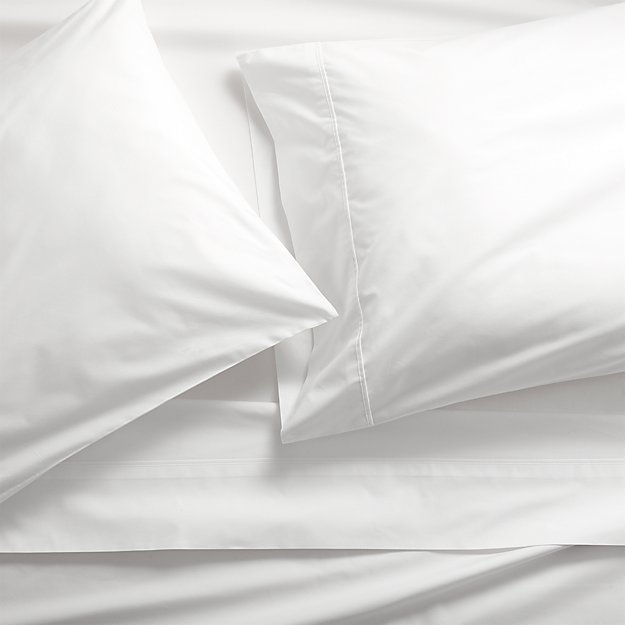 pima 415 thread count white sheet sets