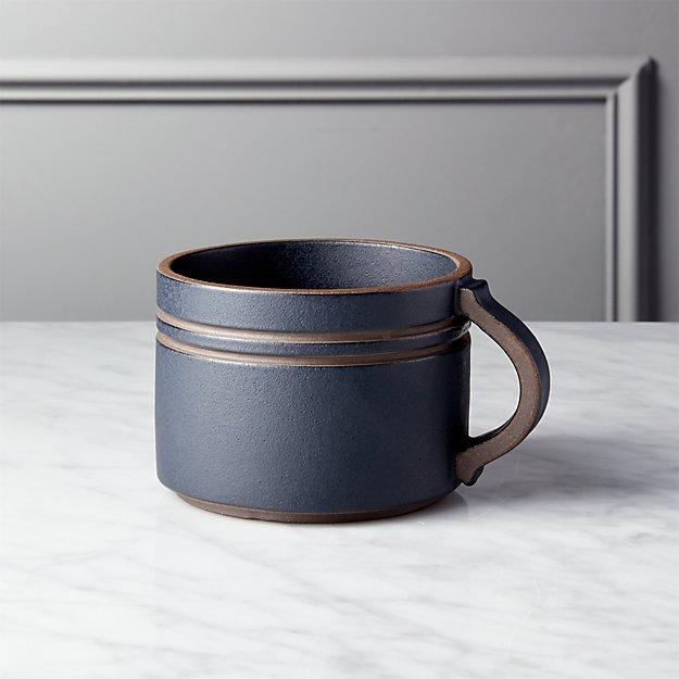Pitch Clay Mug