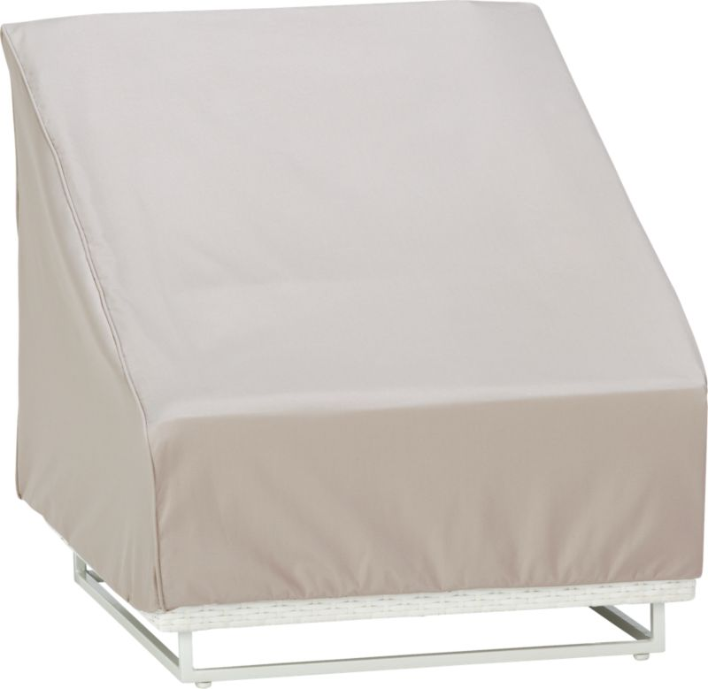 playa armless chair cover