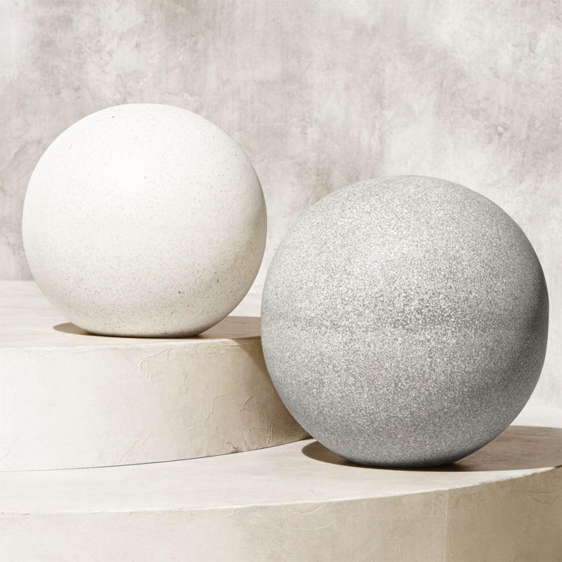 Playa Terrazzo Balls by Crate&Barrel