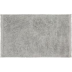 Plush Wool Shag Grey Rug 5'x8'