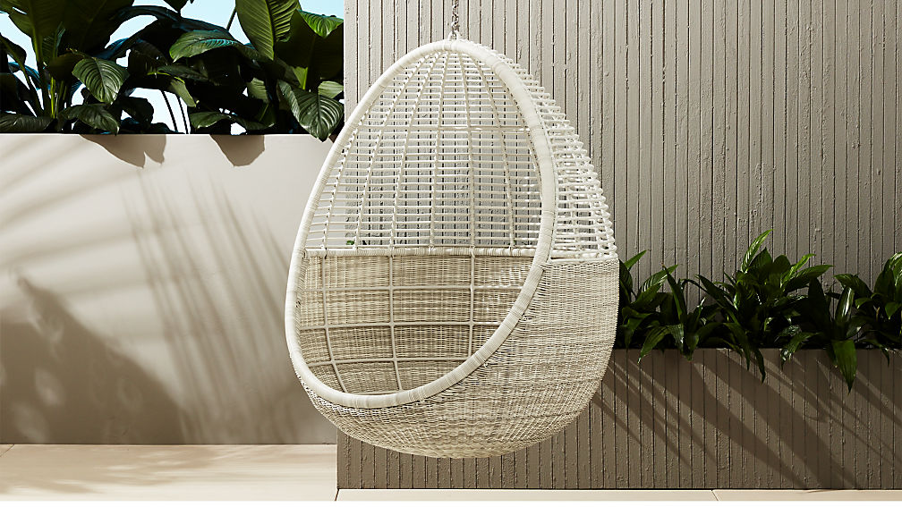 Pod Hanging Chair Reviews Cb2
