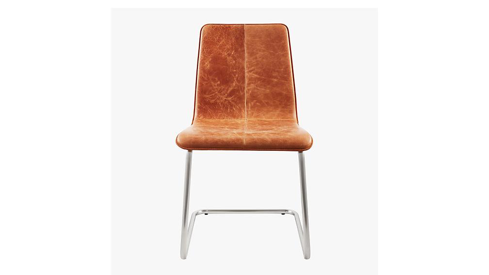 Pony Leather Chair | CB2