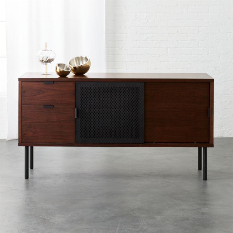 Credenza furniture ashland credenza desk cherry bolero castile credenza sideboards credenza for Porte definition