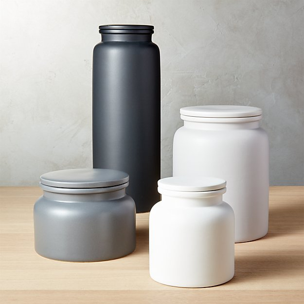 Prep Canisters