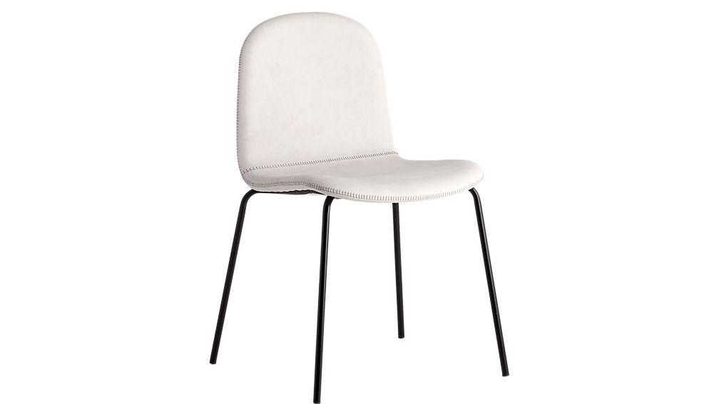 primitivo white chair