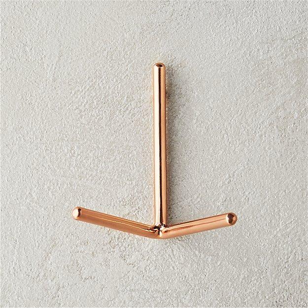print copper hook