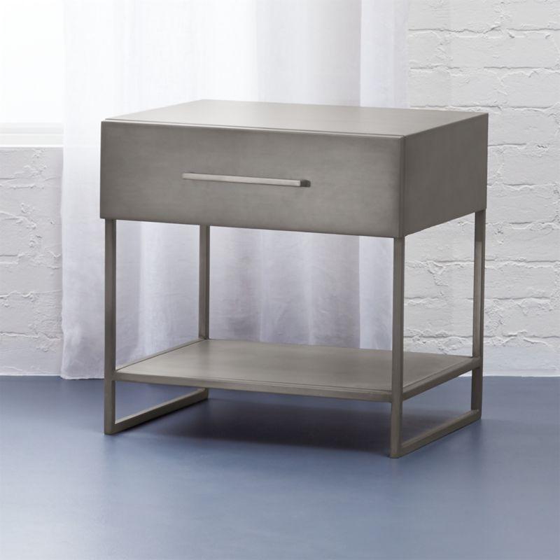 Modern Bedroom End Tables