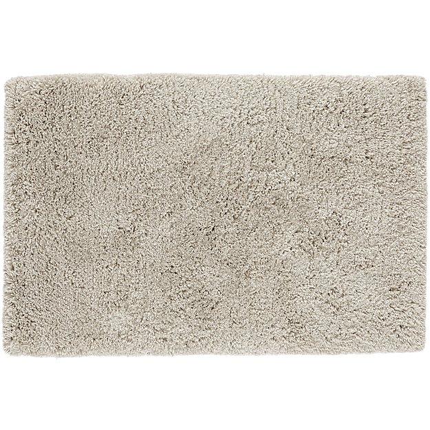 puli natural shag rug 5'x8'