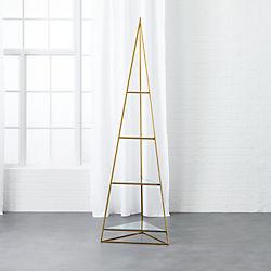 pyramid etagere