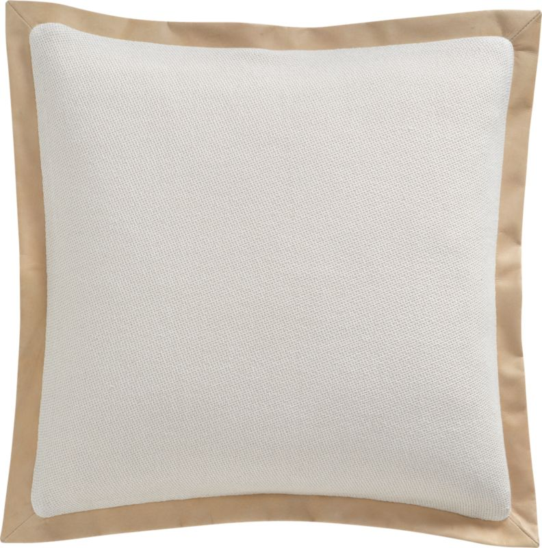 "rbp oat 18"" pillow"
