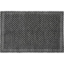 rally leather rug 6'x9'