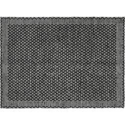 rally leather rug 9'x12'
