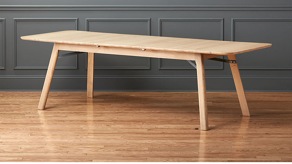 revel extension dining table  cb, Dining tables