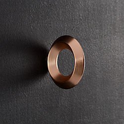 copper ring pull