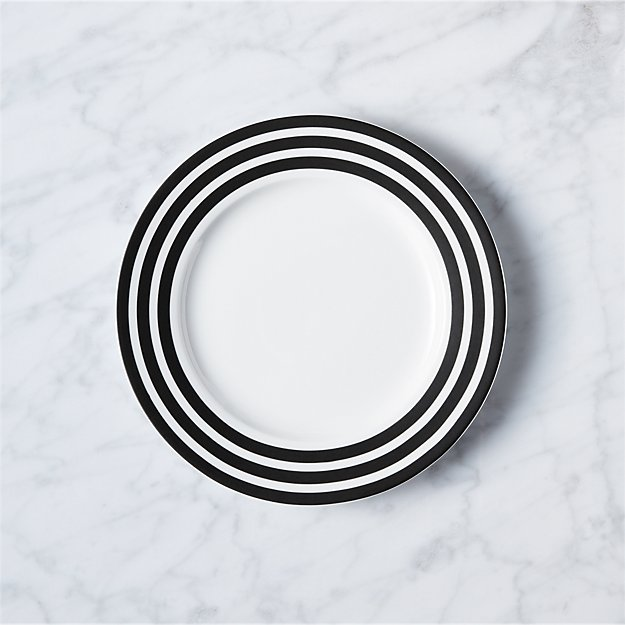 ring salad plate