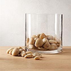 natural river stones