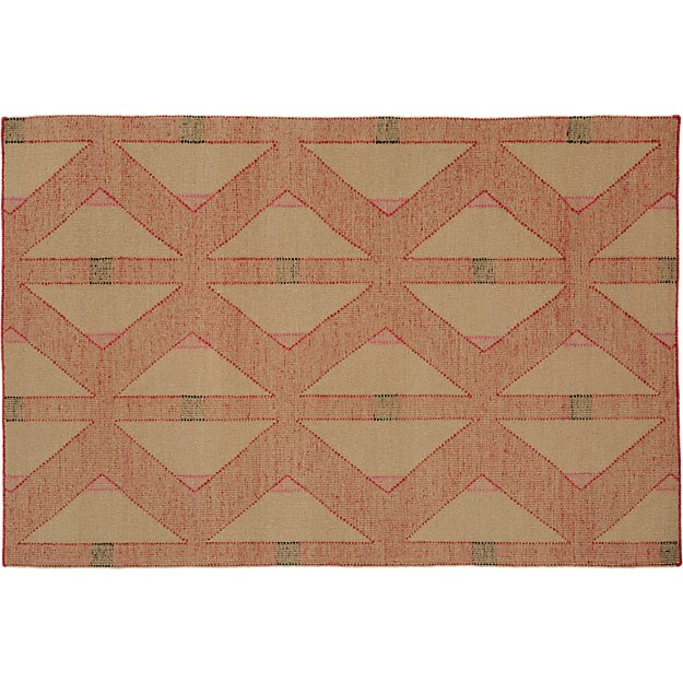rivet rug 5'x8'