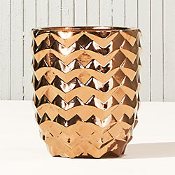 riviera copper planter
