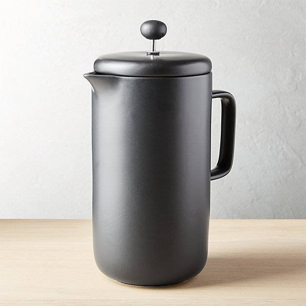 %name Crate And Barrel French Press