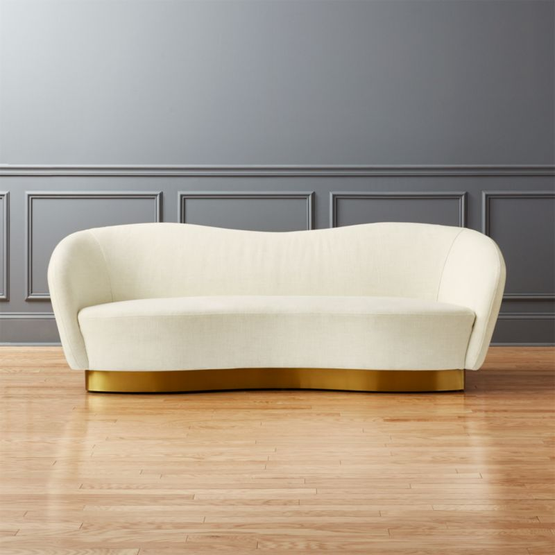 curved sofas - Curved Sofas