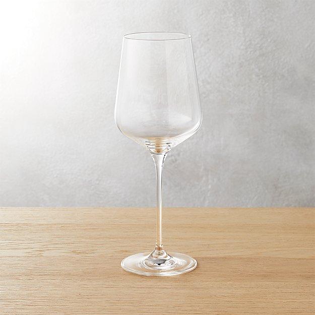 Rona 22 Oz Wine Glass Cb2