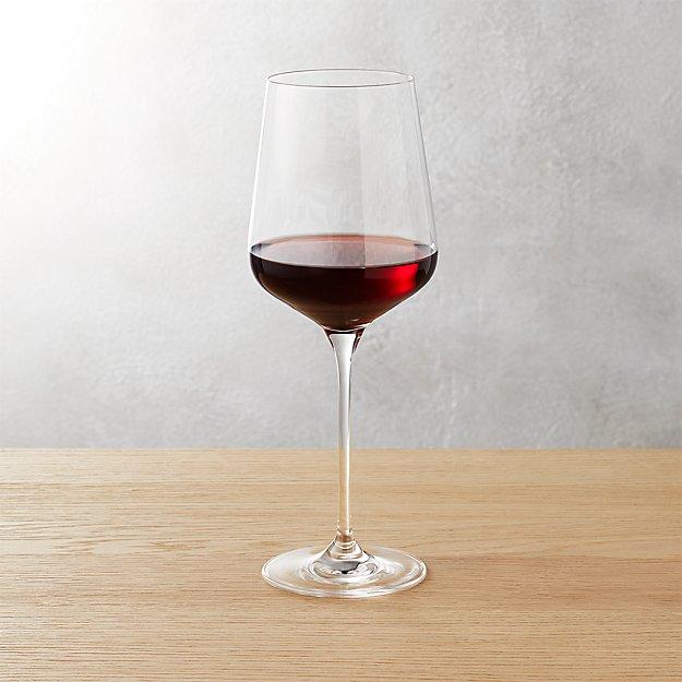 rona long stem wine glass in wine glasses reviews cb2. Black Bedroom Furniture Sets. Home Design Ideas