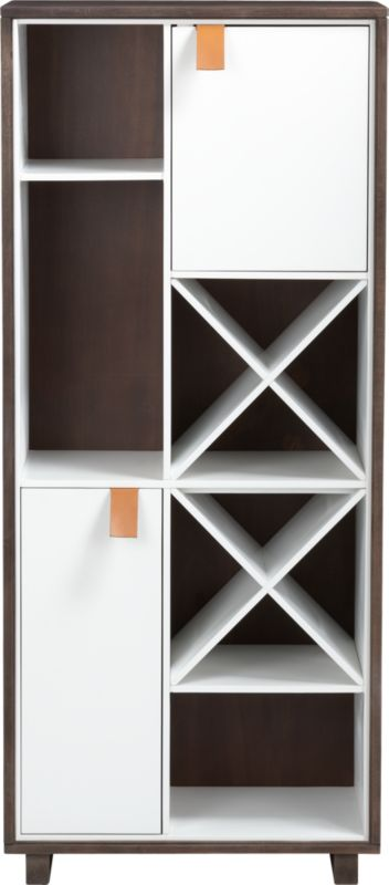 root wine cabinet