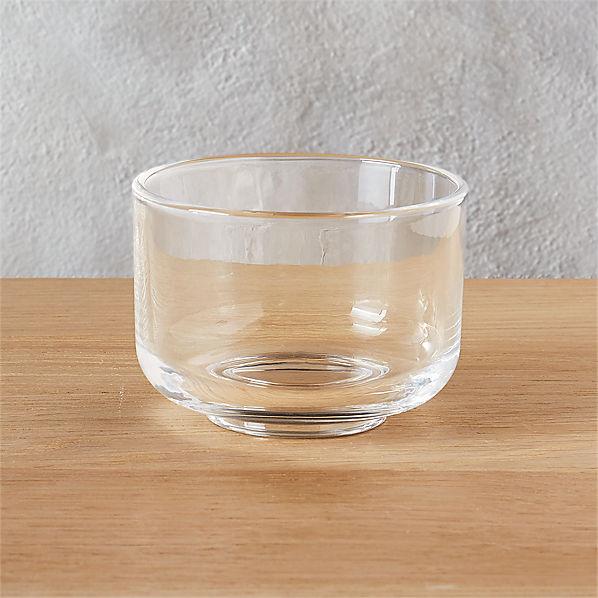 RoundishMiniBowlGlass3p5inSHF16