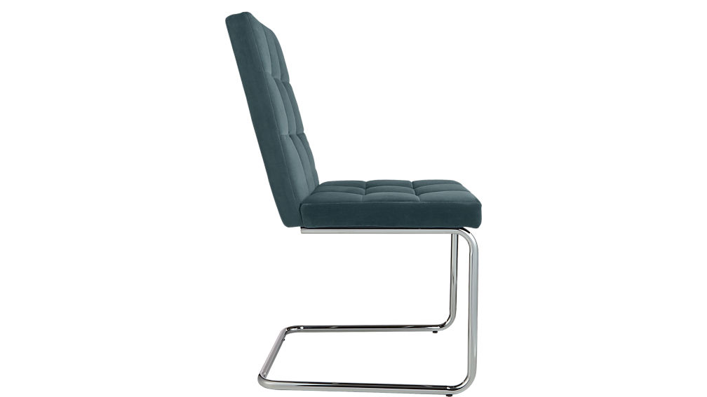 roya slate blue chair