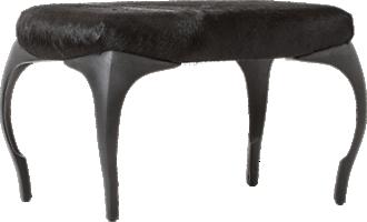 ottomans, benches