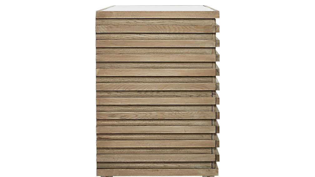 Ryker Marble Low Dresser