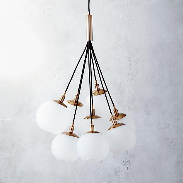 SAIC together pendant light