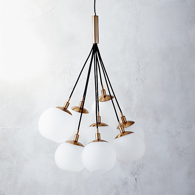 - SAIC Together Pendant Light CB2
