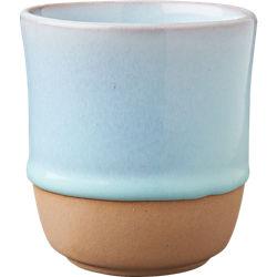 SAIC yunomi sky blue teacup