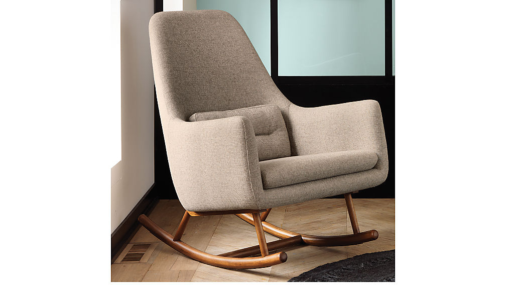 SAIC quantam rocking chair