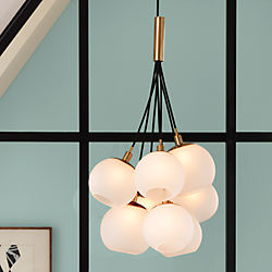 SAIC together pendant light