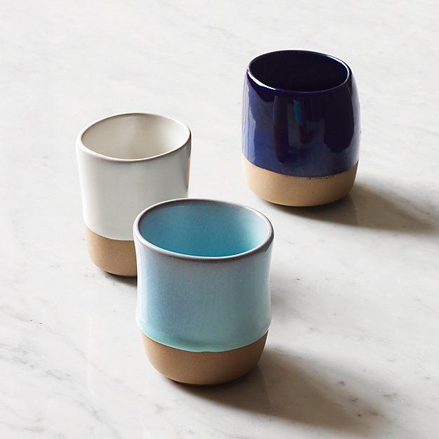 SAIC yunomi teacups