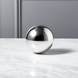 Stainless Steel Sphere 4""