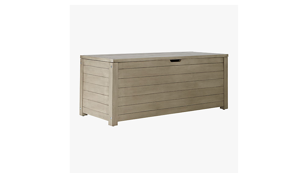 salento-bunker storage chest-bench cover | CB2