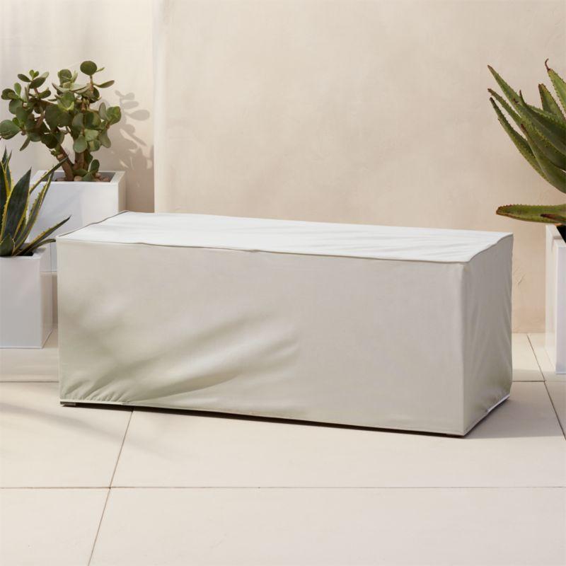 salento-bunker storage chest-bench cover