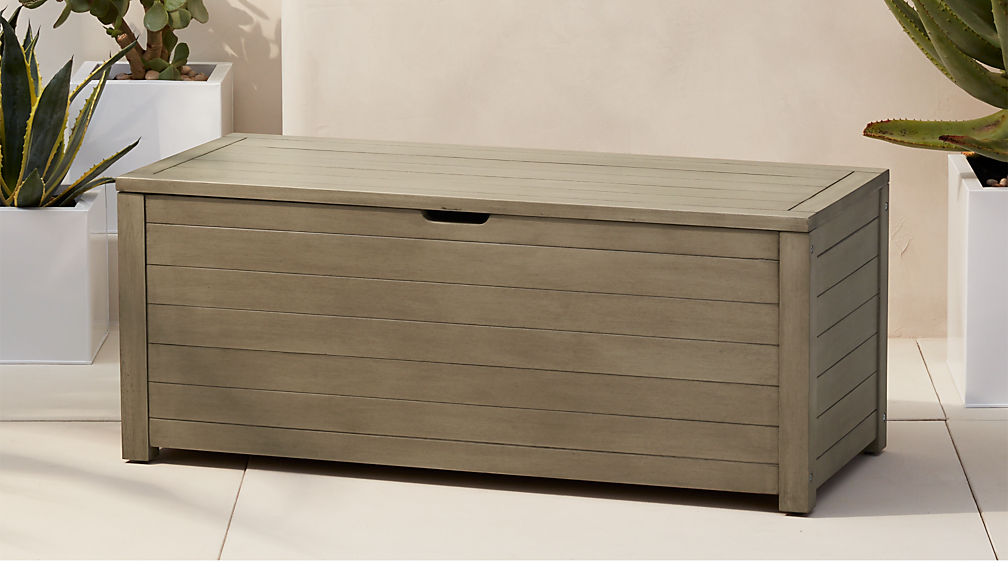 Salento Outdoor Storage Bench